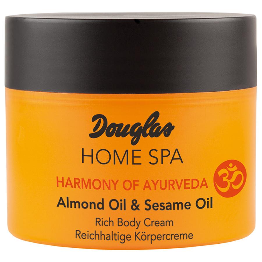 Harmony of Ayurveda Almond Oil & Sesame Oil Körpercreme