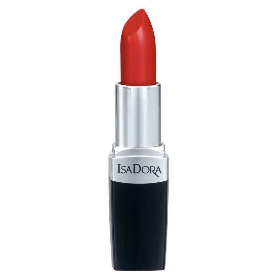 IsaDora Perfect Moisture Lipstick, Summer Red