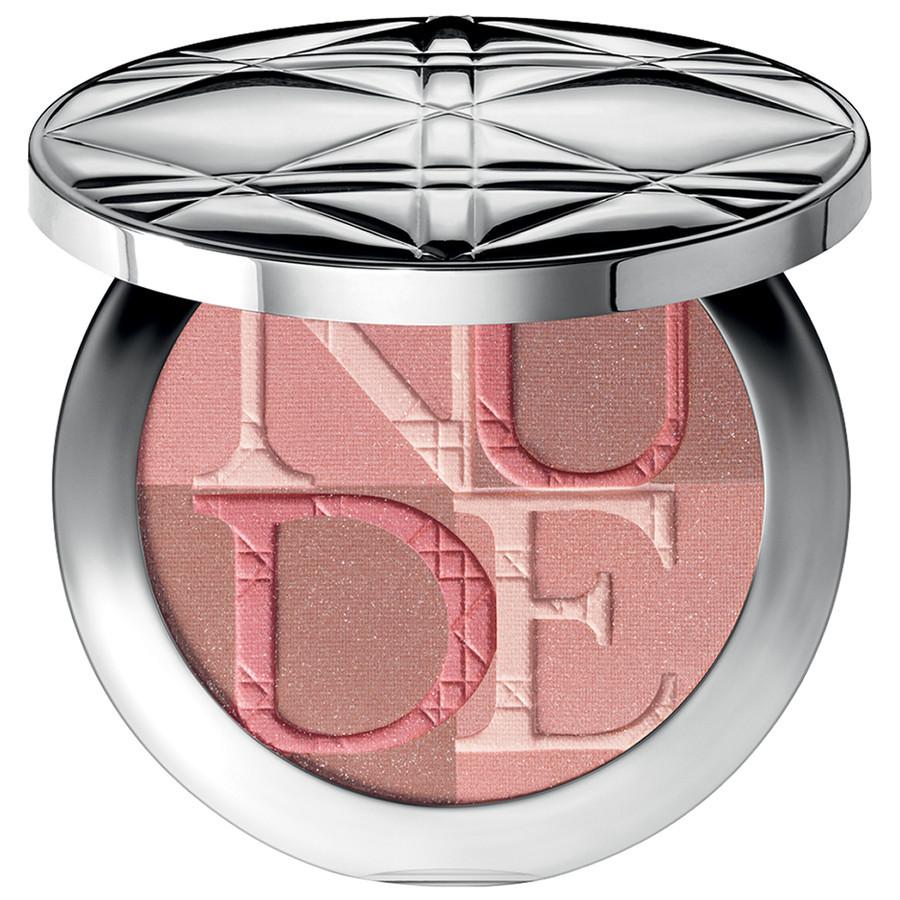 Diorskin Nude Shimmer Puder