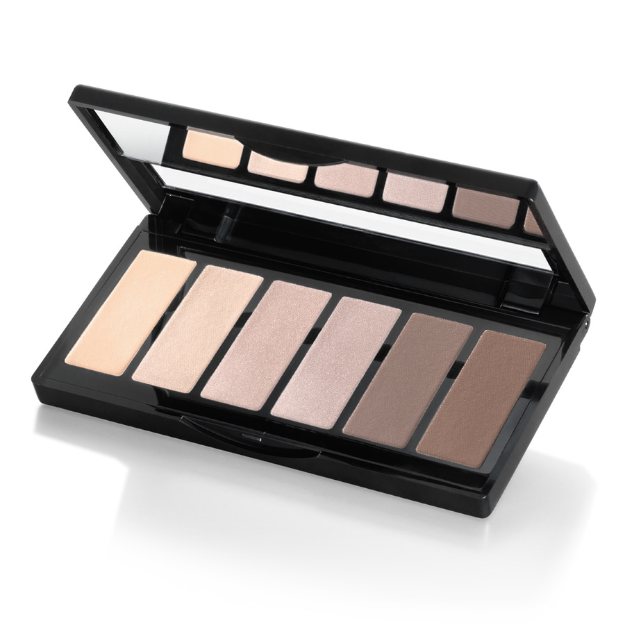 IsaDora Nude Essentials Eye Color Bar