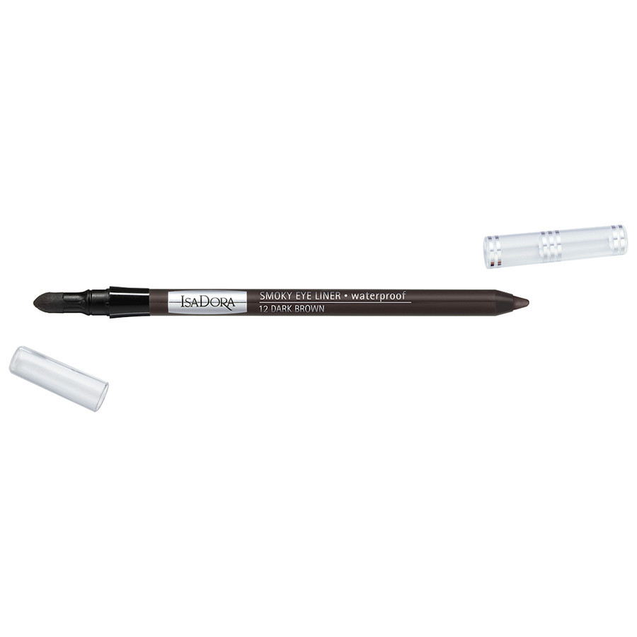 IsaDora Smokey Eye Liner Dark Brown