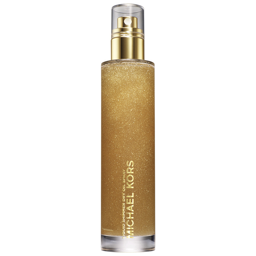 Liquid Shimmer Dry Oil Spray