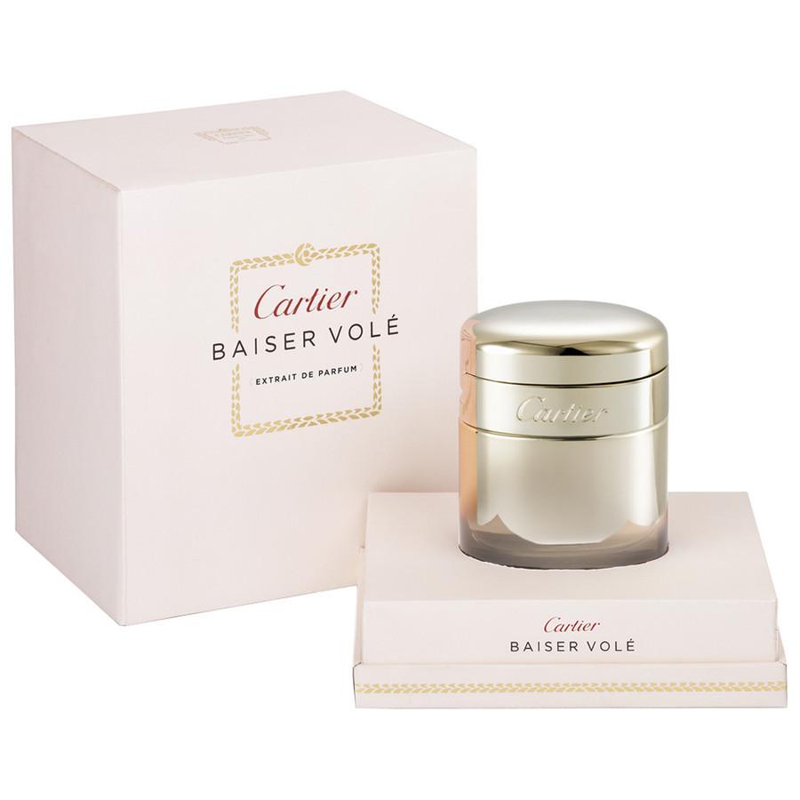 Cartier Baiser Volé Extrait