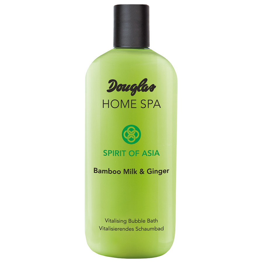 Douglas Home Spa Spirit of Asia Bamboo Milk & Ginger Badeschaum