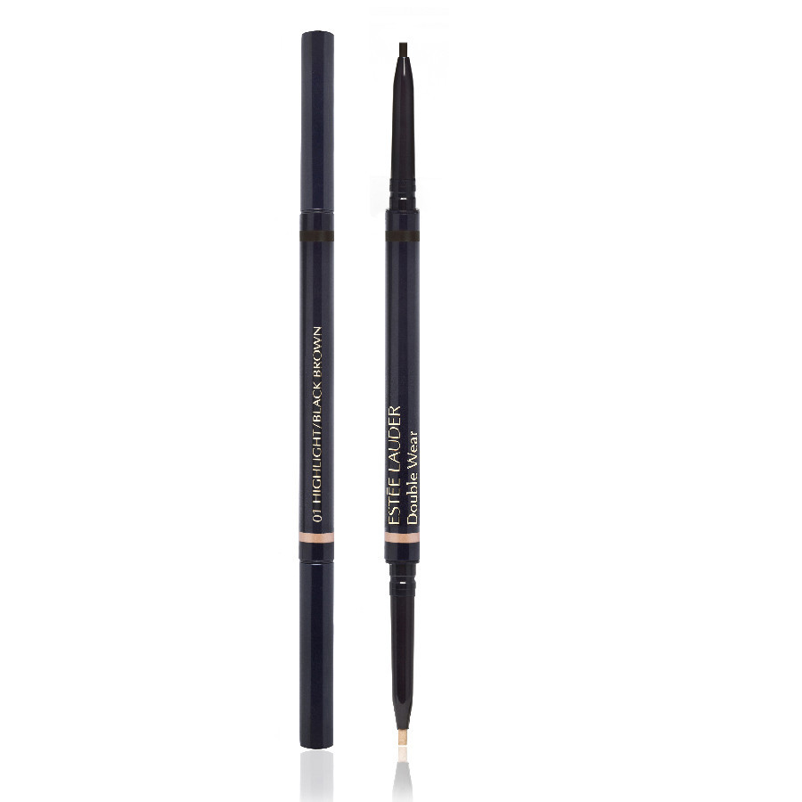 Day Wear Stay in Place Brow Lift Duo in Black/Brown