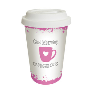 Coffe to Go Good Morning Gorgeous Tasse