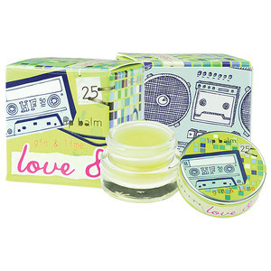 Love & Toast Lip Balm Gin & Lime