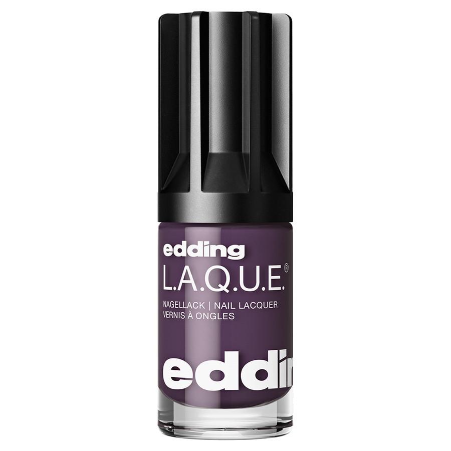 edding L.A.Q.U.E. Pretty Plum