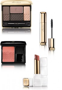 Debütantinnen Look Guerlain Produkte