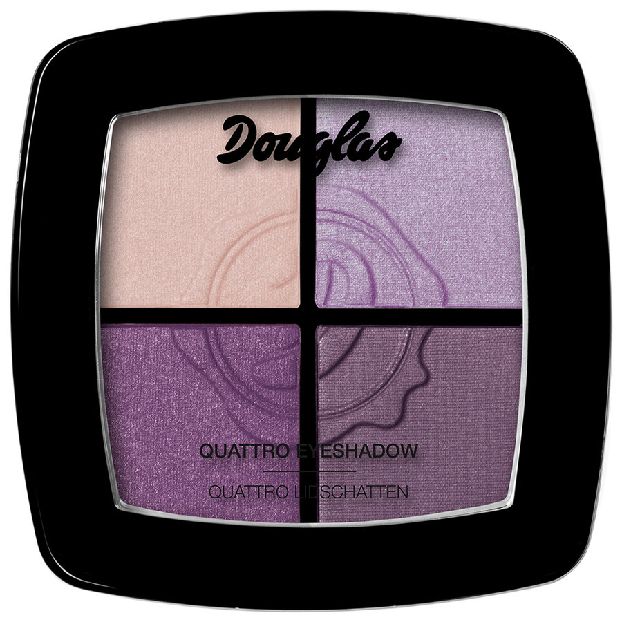 Douglas QUATTRO EYESHADOW Purple