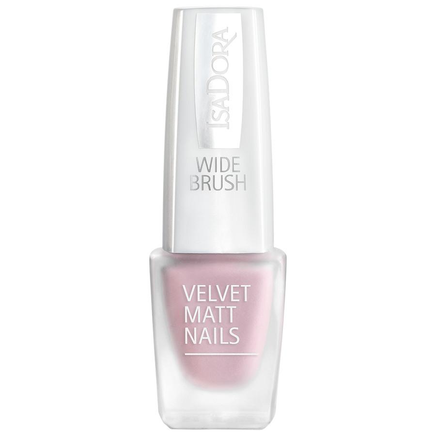 IsaDora Velvet Nails Pink