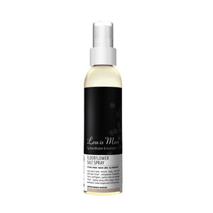 Less is more Elderflower Salt Spray
