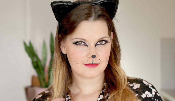 Last Minute Halloween Look Cat Lady Beautystories