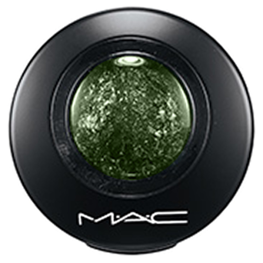 Mac Mineralize Eye Shadow Smutty Green