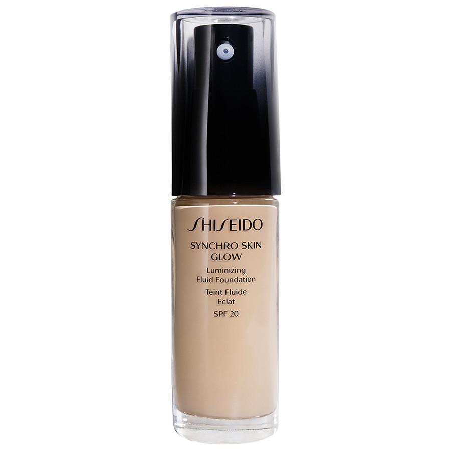 Shiseido Synchro Skin Glow Luminizing Foundation