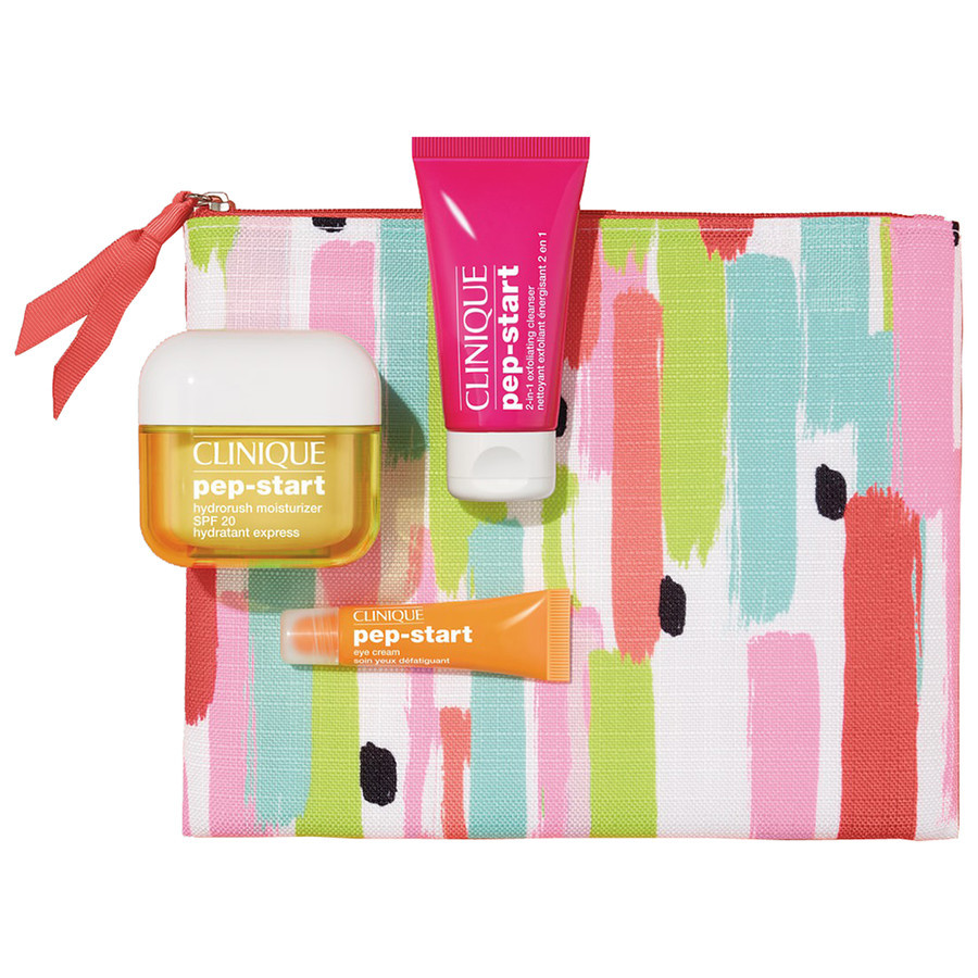 Clinique Pep Start Set Limited Edition