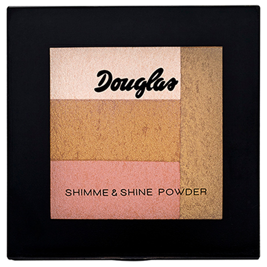 Douglas Shimmer & Shine Powder Effect