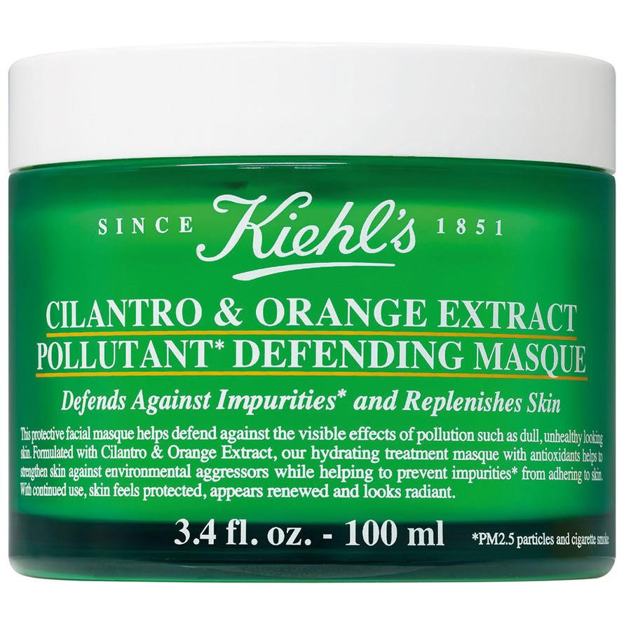 Kiehl's Cilantro & Orange Peeling