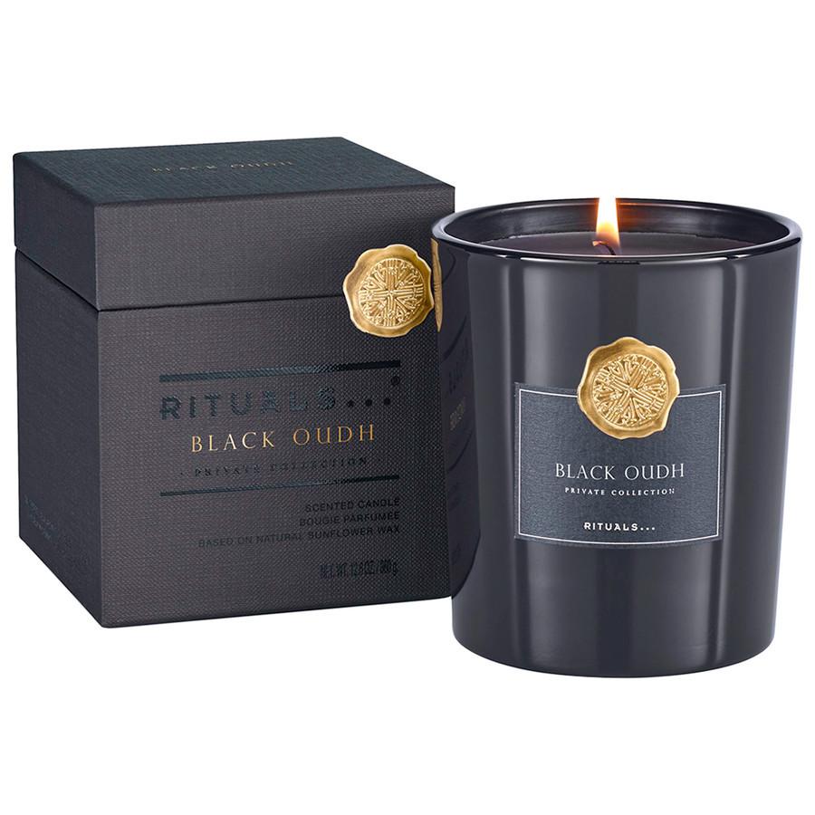 Rituals Black Oudh Kerze
