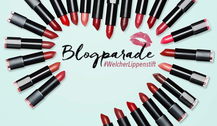 BLOGPARADE: Welcher Lippenstift passt zu mir?