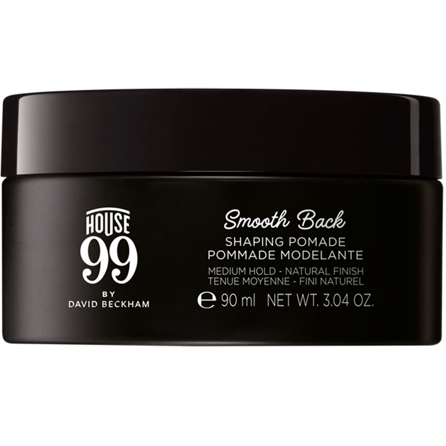 HOUSE99 Smooth Back formgebende Pomade