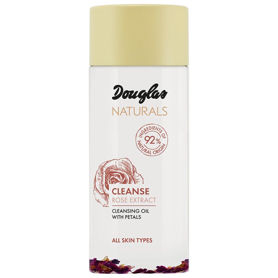 Douglas Naturals Reinigungsöl mit Rosenblätter
