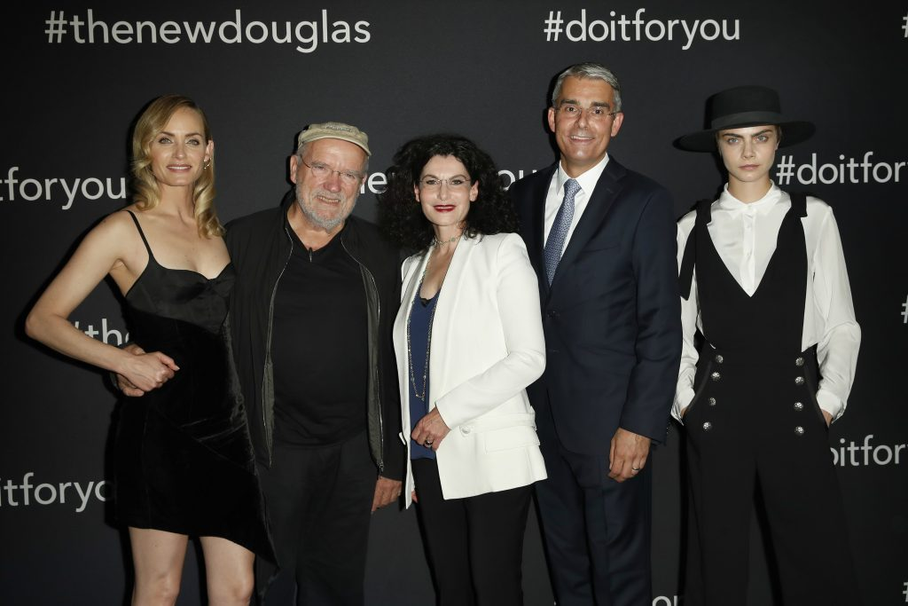 Wir feiern The New Douglas