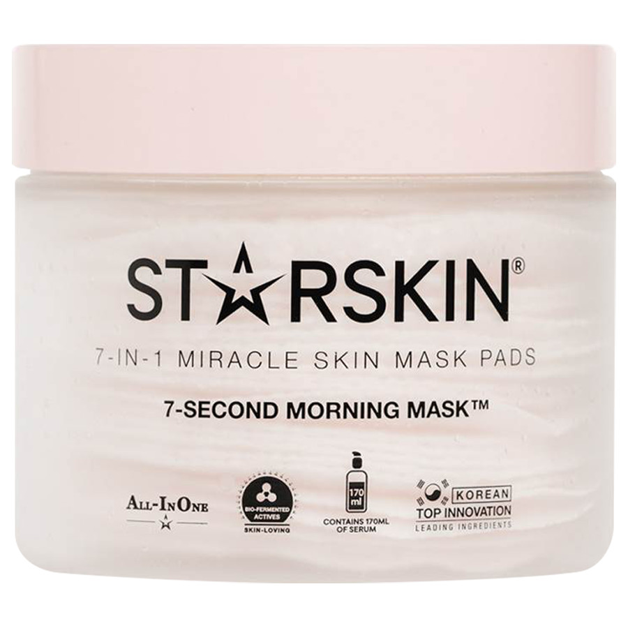 Starskin 7 IN 1 Miracle Skin Mask Pads