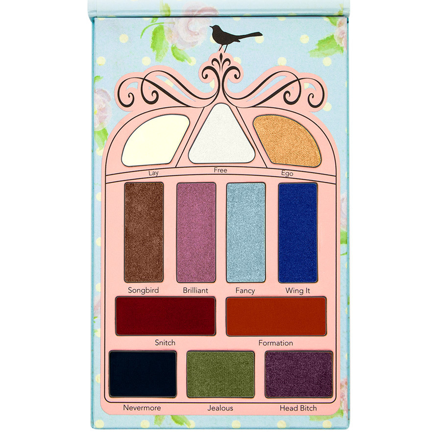 Pretty Vulgar Throwing Shade Eyeshadow in Pretty Birdie