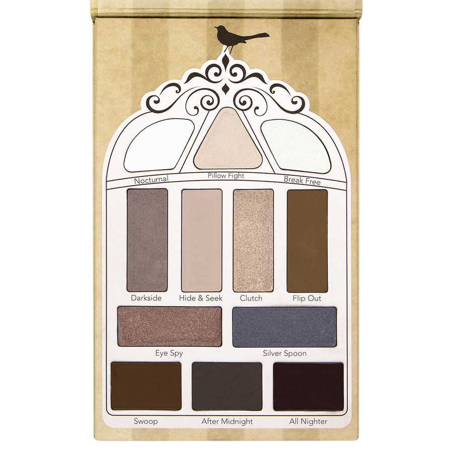 Pretty Vulgar Throwing Shade Eyeshadow in Nightingale